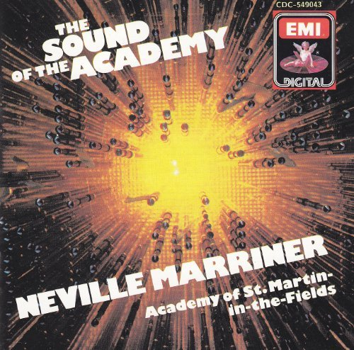 Neville Marriner Sound Of The Academy