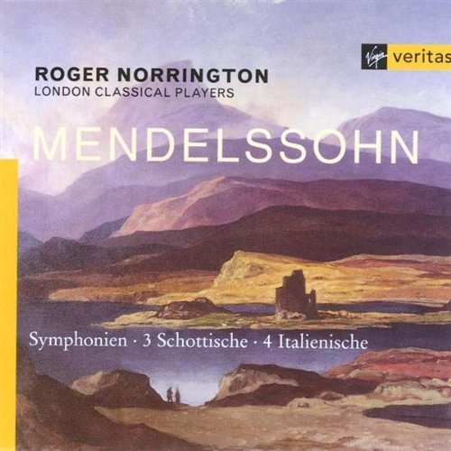 F. Mendelssohn Sym 3 4 Norrington London Classical Pl
