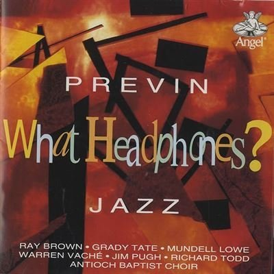 Andre Previn What Headphones? (a Jazz