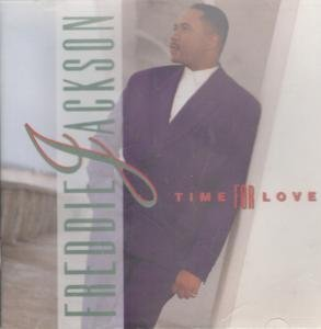 Freddie Jackson Time For Love