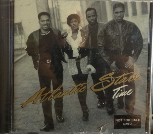 Atlantic Starr Time