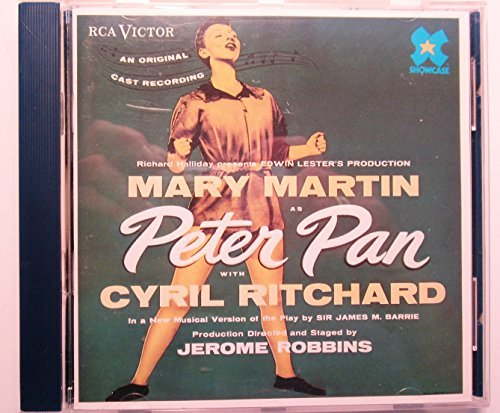 Peter Pan (original 1954 Cast Recording)