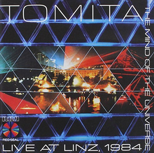 Tomita Live At Linz 1984 The Mind Of The Univers