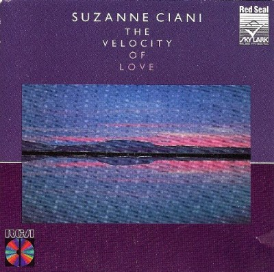 Ciani Suzanne Velocity Of Love