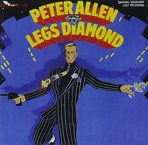 Legs Diamond Original Broadway Cast