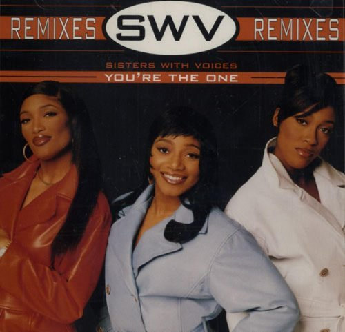 Swv You're The One