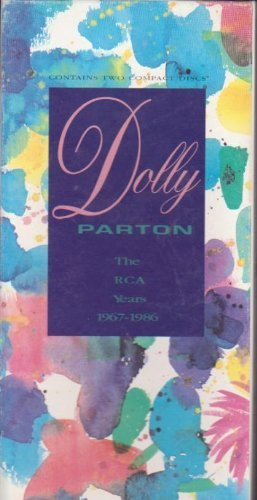 Parton Dolly Rca Years 1967 1986 Includes 32 Page Booklet Includes 32 Page Booklet