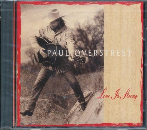 Overstreet Paul Love Is Strong