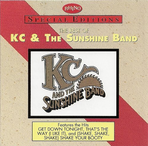 K.C. & The Sunshine Band Best Of