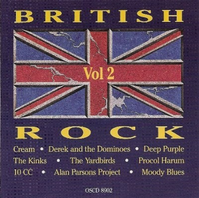 British Rock Vol. 2 British Rock