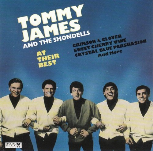 James Tommy & The Shondells At Their Best