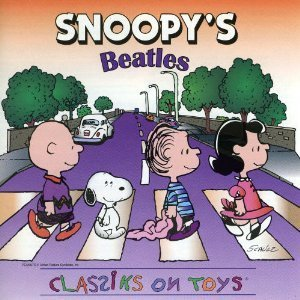 Snoopy's Beatles Classiks On Toys