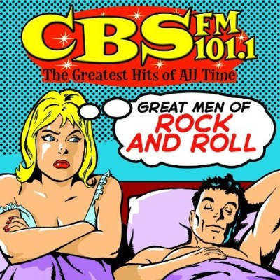 Cbs Great Men Of Rock & Roll Cbs Great Men Of Rock & Roll