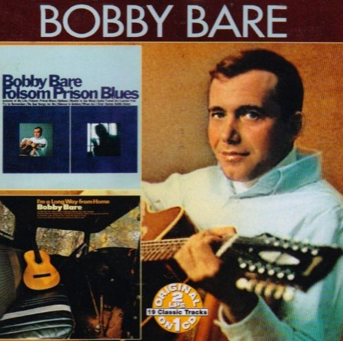 Bobby Bare Folsom Prison Blues I'm A Long 2 On 1