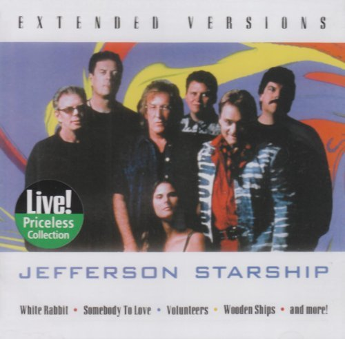 Jefferson Starship Extended Versions