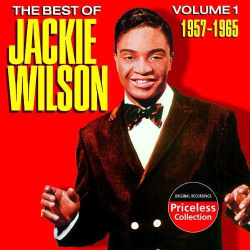 Jackie Wilson Vol. 1 Best Of Jackie Wilson