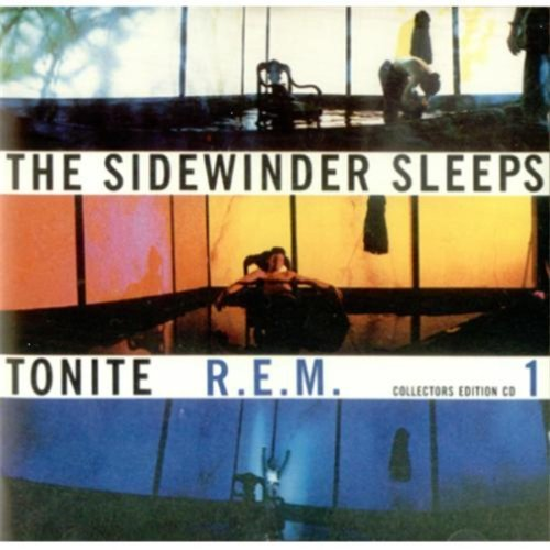 R.E.M. Sidewinder Sleeps Tonite Collector's Edition
