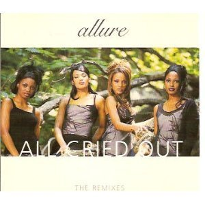 Allure All Cried Out