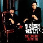 Montgomery Gentry She Couldn't Change Me B W Hillbilly Shoes