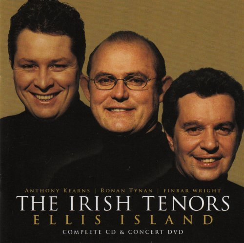 Irish Tenors Ellis Island 2 CD