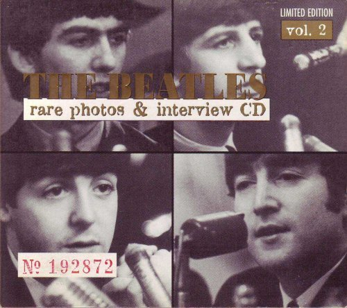 Beatles Vol. 2 Rare Photos & Interviews