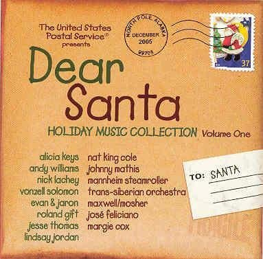 Various Dear Santa Holiday Music Collection