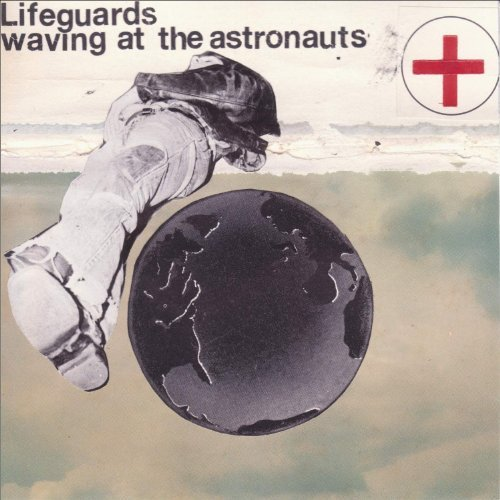 Lifeguards Waving At The Astronauts