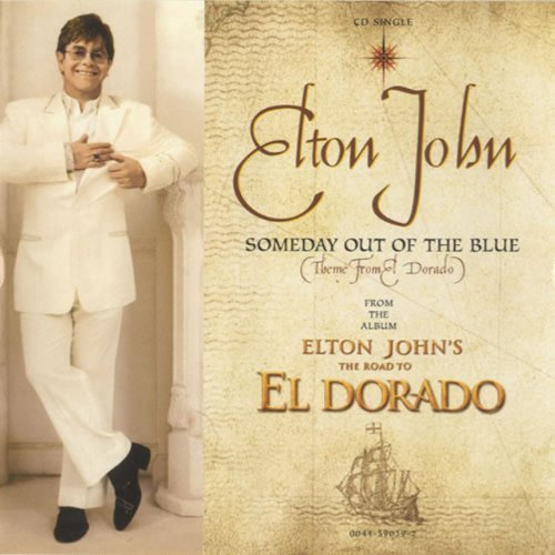 Elton John Someday Out Of The Blue