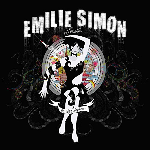 Emilie Simon Big Machine Import Eu