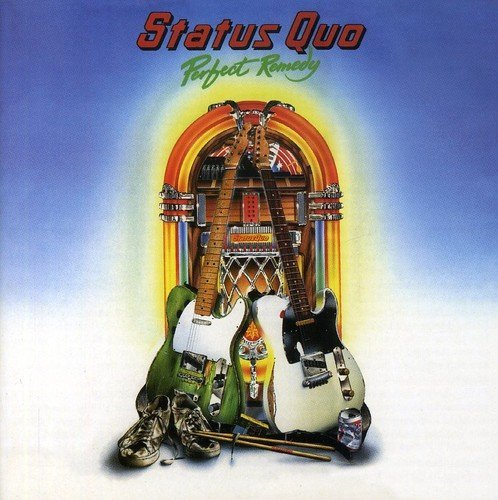 Status Quo Perfect Remedy Import Gbr Incl. Bonus Tracks