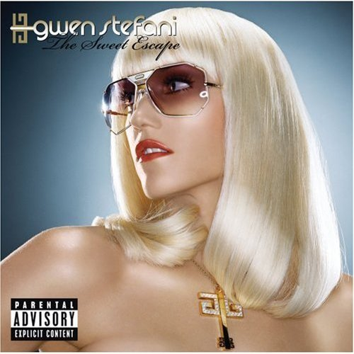 Gwen Stefani Sweet Escape CD + DVD Set