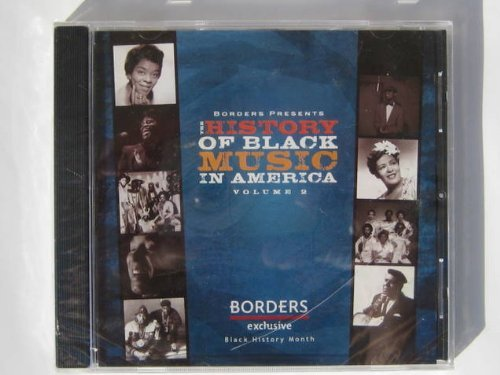 History Of Black Music In America Vol. 2 History Of Black Music In America