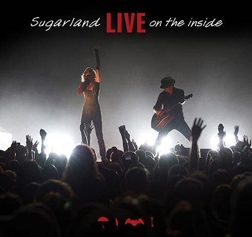 Sugarland Live On The Inside Incl. DVD Walmart