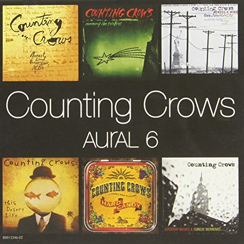 Counting Crows Greatest Hits