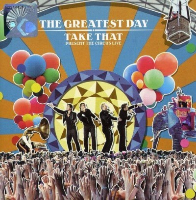Take That Take That Present The Circus L Import Gbr