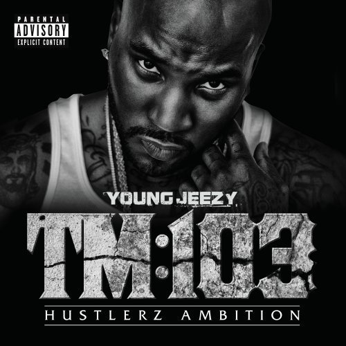 Young Jeezy Tm 103 Explicit Version Collectors Ed Incl. Bonus DVD