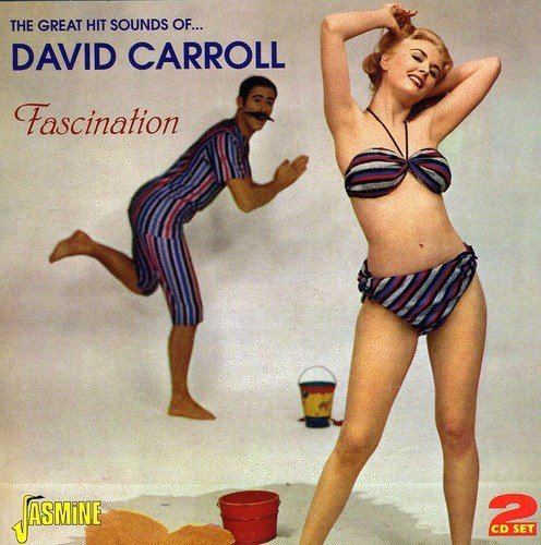 David Carroll Fascination Import Gbr 2 CD