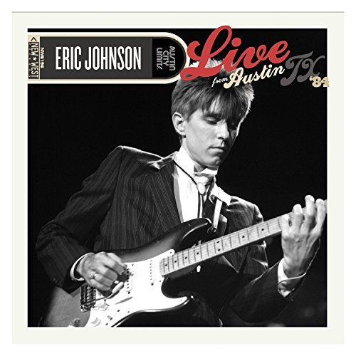 Johnson Eric Live From Austin Tx '84 2 CD