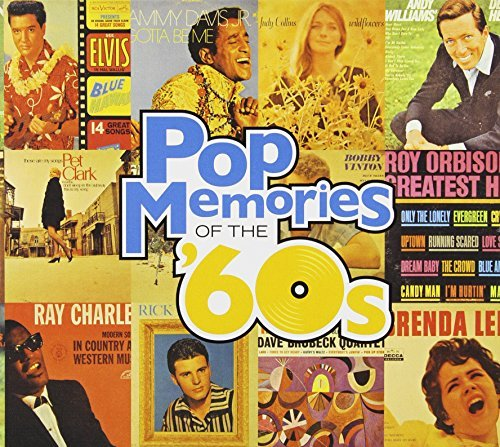 Pop Memories Of The 60's Pop Memories Of The 60's Remastered 10 CD