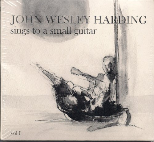 John Wesley Harding Sings To A Small Guitar 1 W250 Popv