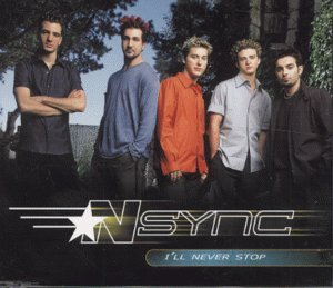 N Sync I'll Never Stop