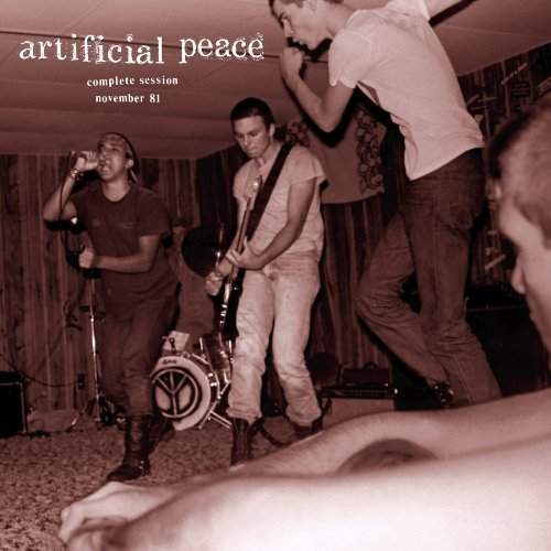 Artificial Peace Complete Session Nov. '81