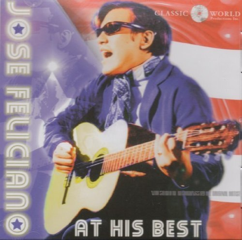 Jose Feliciano Very Best Of... 2 CD Set