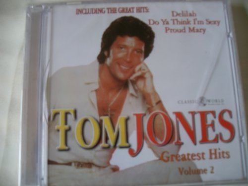 Jones Tom Vol. 2 Greatest Hits