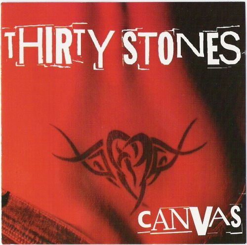 Thirty Stones Canvas