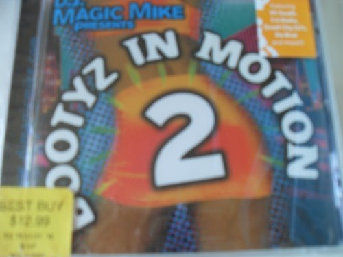 Dj Magic Mike Vol. 2 Bootyz In Motion