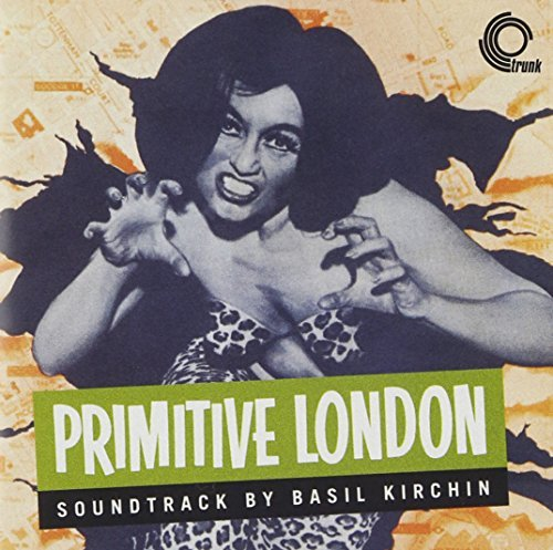 Basil Kirchin Primitive London