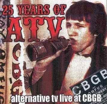 Alternitive Tv Live At Cbgb Alternitive Tv Live At Cbgb