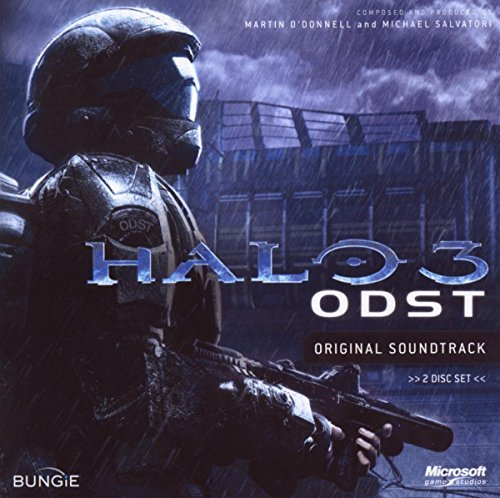 Halo 3 Video Game Soundtrack 2 CD