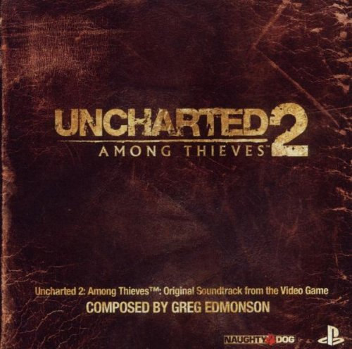 Uncharted 2 Among Thieves Video Game Soundtrack
